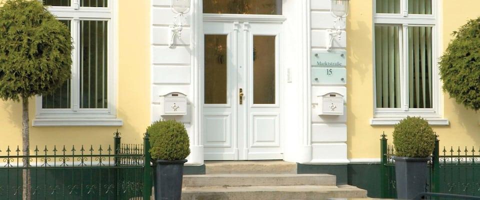 Hochwertige Haustüren in Bremen